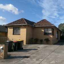 Rental info for LARGE 4 BEDROOMS & 1 STUDY HOME - Freshly painted and polished floorboard in the Chadstone area