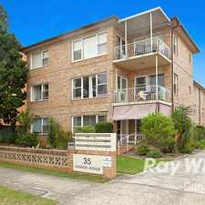 Rental info for Location At It's Best in the Sandringham area