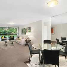 Rental info for Lifestyle Excellence in the Heart of Double Bay