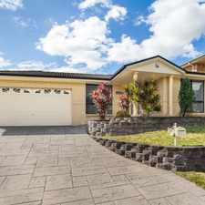 Rental info for Spacious 4 Bedroom Home in the Wollongong area