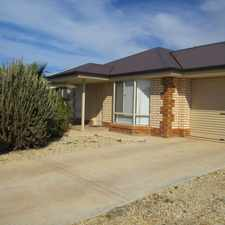 Rental info for Spacious 3 bedroom home in the Whyalla area