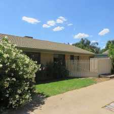 Rental info for Perfect Three Bedroom Unit in the Mildura area