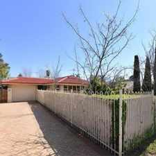 Rental info for SELF CONTAINED GRANNY FLAT in the Balcatta area