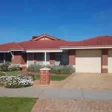 Rental info for FAMILY HOME WITH SPACIOUS REAR YARD