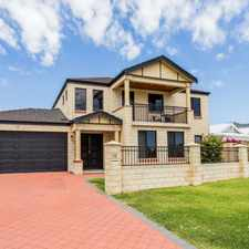 Rental info for BEAUTIFUL HOME! in the Perth area