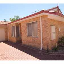 Rental info for ** WELL LOCATED ** QUIET LOCATION ***