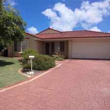 Rental info for FABULOUS LOCATION!!! in the Perth area