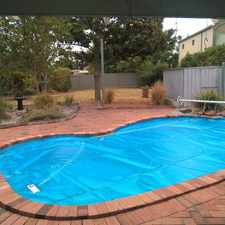 Rental info for Pool for Summer!