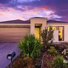 Rental info for BE DRAWN IN BY SHEER MAGNETISM in the Cranbourne East area