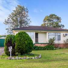 Rental info for Modernised 3 Bedroom Home! in the Koonawarra area