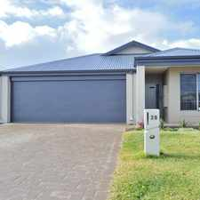 Rental info for Modern Home with Solar Panels!! in the Perth area