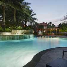 Rental info for Camden Holly Springs in the Houston area