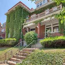 Rental info for 4908 Washington Blvd 2S in the St. Louis area