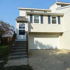 Rental info for Townhome with 2 car garage - at such a low price!!