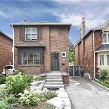 Rental info for 88 Hanna Road in the Leaside-Bennington area