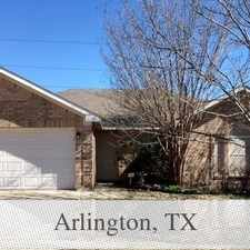 Rental info for Arlington Luxurious 3 + 2 in the Lake Port Meadows area