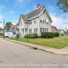 Rental info for 1416-1418 Yale Ave NW in the 44703 area