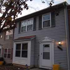 Rental info for 1848 Cedarwood Ct. in the Landover area