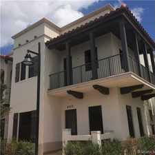 Rental info for 8370 Northwest 52nd Terrace #8370 in the Hialeah area