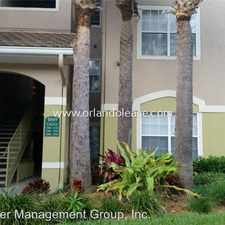 Rental info for 4849 CYPRESS WOODS #1109 ORANGE COUNTY in the Florida Center North area