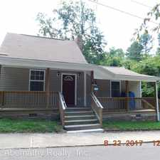 Rental info for 3811 Totty Street in the Colonial Heights area