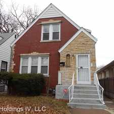 Rental info for 12355 S. Yale Avenue