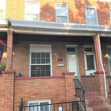 Rental info for 612 S Fagley St in the Hudson - Highlandtown area