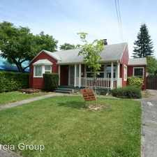 Rental info for 6134 NE 17th Ave in the Woodlawn area