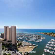 Rental info for 1650 Ala Moana Blvd. #3701 - 1
