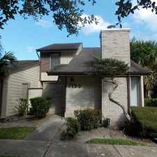 Rental info for 7133 Westbranch Drive in the Houston area