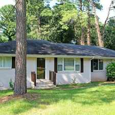 Rental info for Gorgeous 3 bedroom ranch home! in the Atlanta area