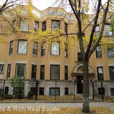 Rental info for 4005 S Calumet Ave Apartment 1 N in the Bronzeville area