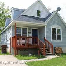 Rental info for 27011 Yale in the 48141 area