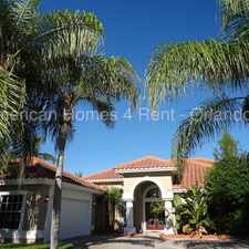 Rental info for 85 Cache Cay Drive
