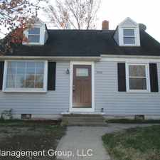 Rental info for 3502 Loganview Drive in the Dundalk area