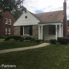 Rental info for 14611 Greenview