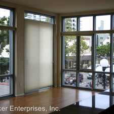 Rental info for 445 Island Ave #317 in the Gaslamp area