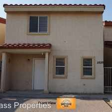 Rental info for 11020 Wind in the Pebble Hills North area