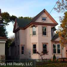 Rental info for 123 Dell St. - #1 - Rear in the 13210 area