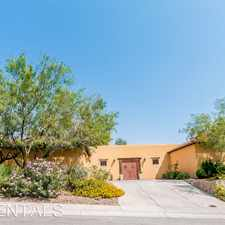 Rental info for 6512 Calle Placido in the Chaparral Park North area