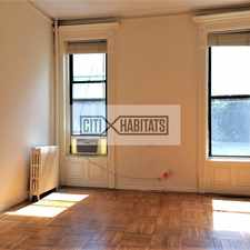 Rental info for Columbus Ave & W 69th St in the New York area