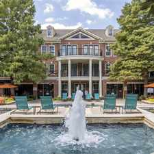Rental info for The Lincoln at Towne Square Apartments
