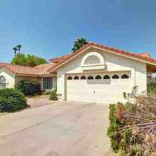 Rental info for 9032 E SUTTON Drive Scottsdale Three BR, Gorgeous home sweet home in the Scottsdale area