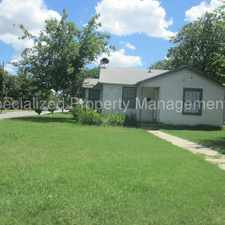 Rental info for 5901 Malvey, Fort Worth, - Move in Ready! in the Como area
