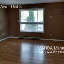 Rental info for 1033 Wigle Ave in the Windsor area