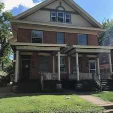 Rental info for 571-573 Howell Avenue in the CUF area
