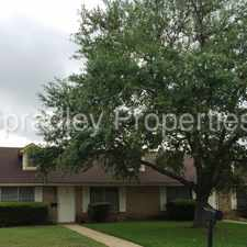 Rental info for 703 Apache Dr