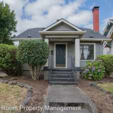 Rental info for 5115 NE 22nd Ave in the Vernon area