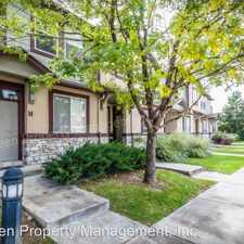 Rental info for 2821 Willow Tree Ln #H