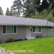 Rental info for 1444 SW Dash Point Rd